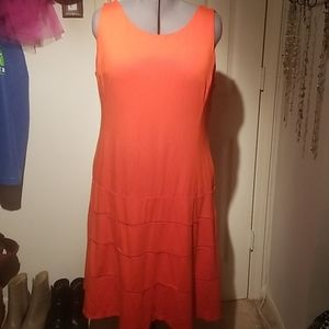 Ann Taylor Sleeveless Jersey Dress